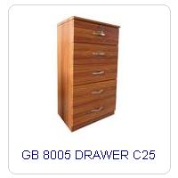 GB 8005 DRAWER C25